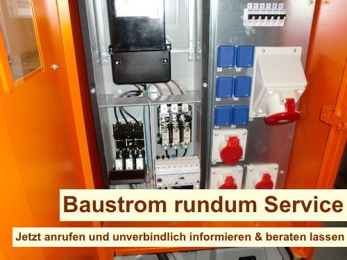 Baustromverteiler prüfen Berlin
